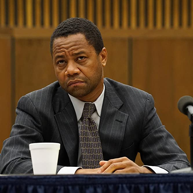 Cuba Gooding Jr. in American Crime Story (2016)