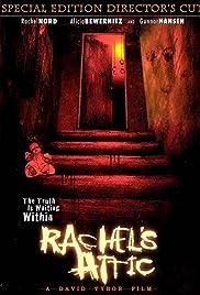 Rachel's Attic Poster