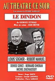Le dindon Poster