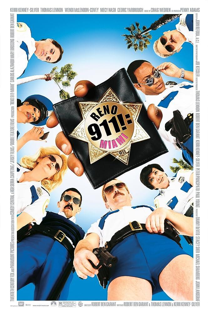 911. Nuotykiai Majamyje / Reno 911.Miami (2007)