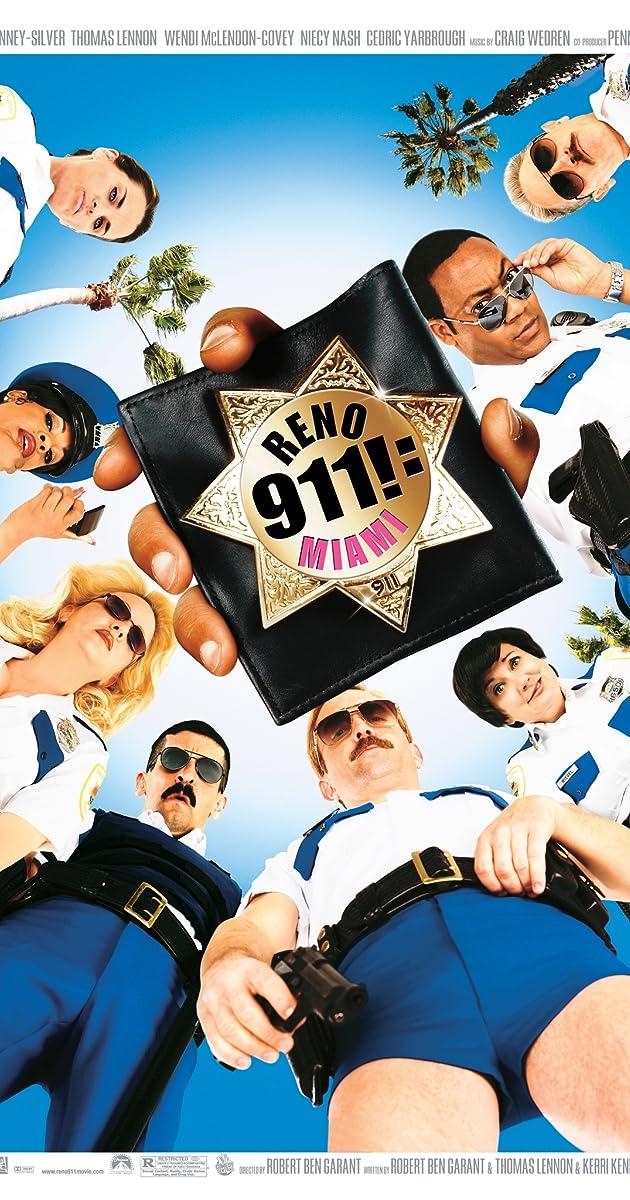 911. Nuotykiai Majamyje / Reno 911!: Miami (2007)