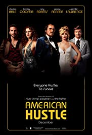 American Hustle (2013) Poster - Movie Forum, Cast, Reviews