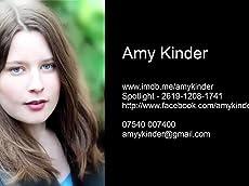 Amy Kinder 2017 Showreel