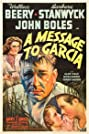 A Message to Garcia (1936) Poster