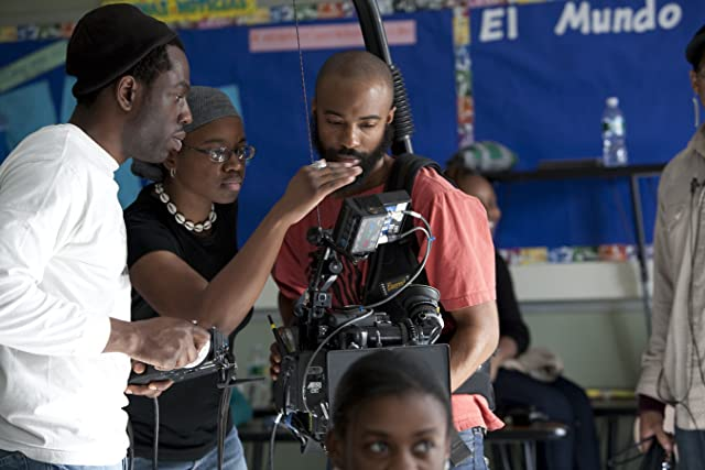 Dee Rees, Bradford Young, and Hans Charles in Pariah (2011)