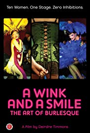 A Wink and a Smile Poster