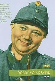 Dobrý voják Svejk Poster
