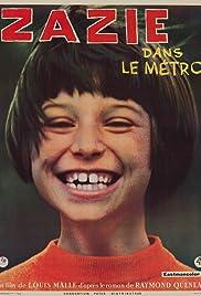 Zazie dans le Métro(1960) Poster - Movie Forum, Cast, Reviews