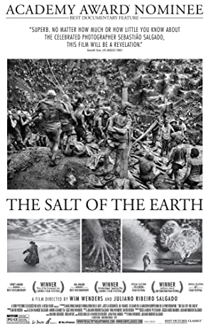 The Salt of the Earth Poster