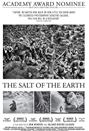 The Salt of the Earth (2014) Poster - Movie Forum, Cast, Reviews