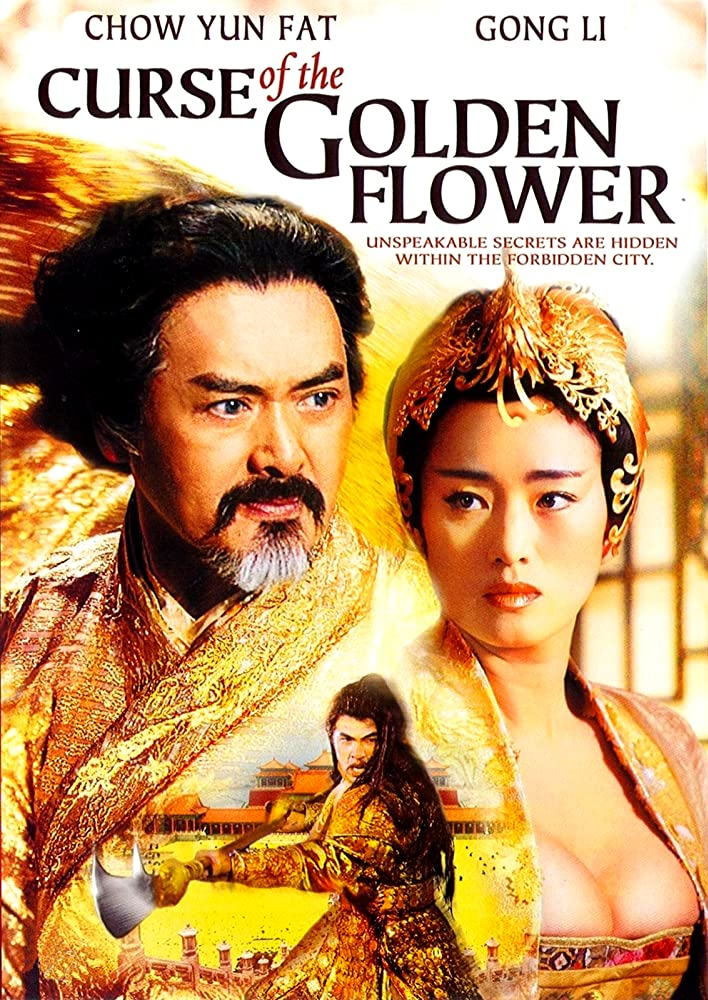 Curse of the Golden Flower (2006) Tagalog Dubbed