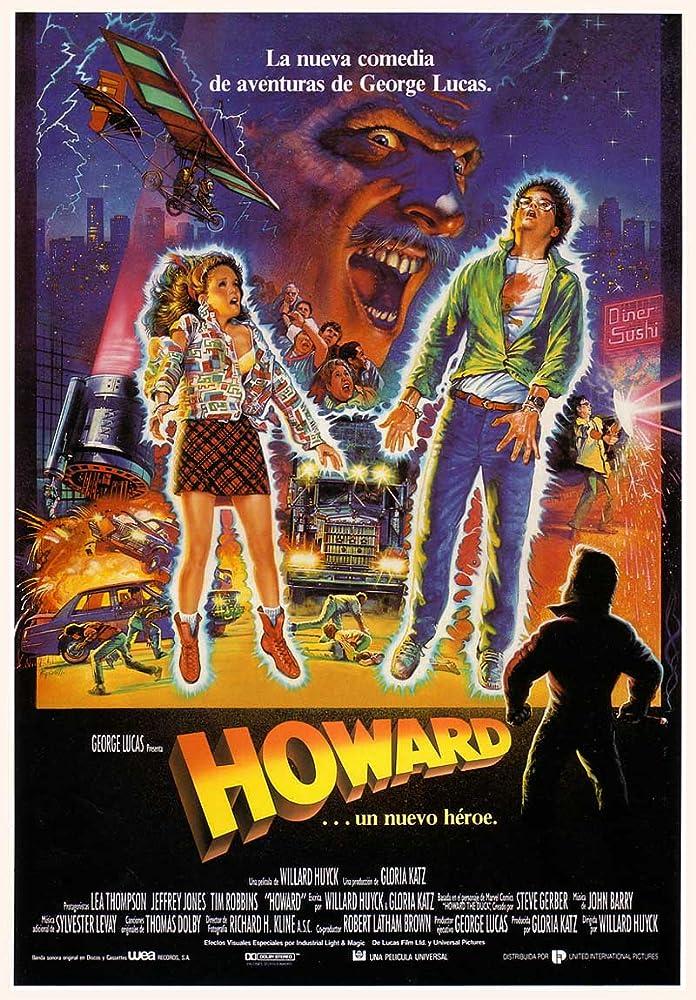Howard the Duck (1986)  MV5BNjkzNTdmYjQtOGU3Yi00Yjg0LWE0NjMtZTliMTY1MWEwMjVlXkEyXkFqcGdeQXVyMDEwMjgxNg@@._V1_SY1000_CR0,0,696,1000_AL_