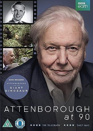 Attenborough at 90: Behind the Lens (2016)