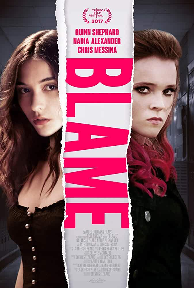 Blame 2017 English 720p Web-DL full movie watch online freee download at movies365.ws