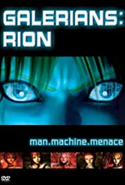 Galerians: Rion Poster