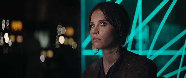 Felicity Jones in Rogue One (2016)