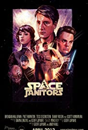 Space Janitors Poster - TV Show Forum, Cast, Reviews
