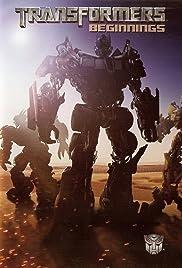 Transformers: Beginnings Poster