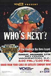 WCW/NWO Starrcade Poster