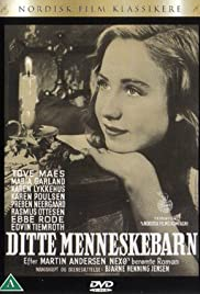Ditte, Child of Man Poster