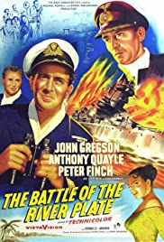 Pursuit of the Graf Spee Poster