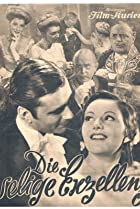 His Late Excellency (1935) Poster