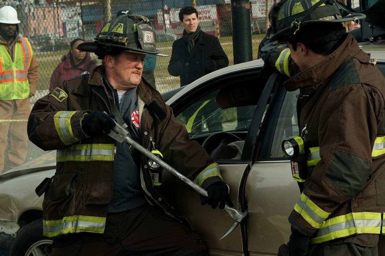 Chicago Fire: The F Is For | Season 6 | Episode 12