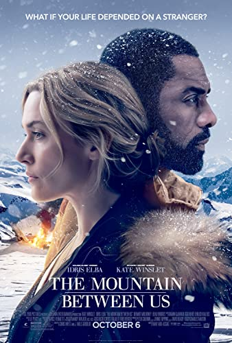 Poster Film The Mountain Between Us