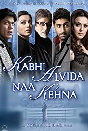 Kabhi Alvida Naa Kehna(2006) Poster - Movie Forum, Cast, Reviews