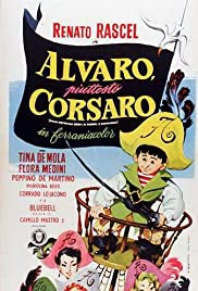 Alvaro piuttosto corsaro Poster