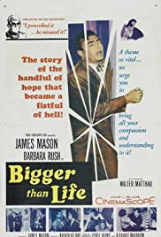 Bigger Than Life (1956) Poster - Movie Forum, Cast, Reviews