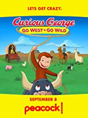 Curious George: Go West, Go Wild (2020) poster