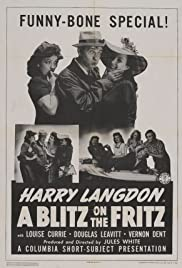 A Blitz on the Fritz Poster