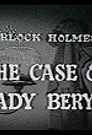 The Case of Lady Beryl Poster