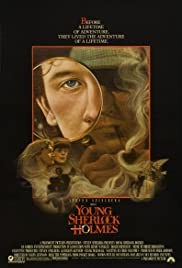Young Sherlock Holmes (1985) Poster - Movie Forum, Cast, Reviews