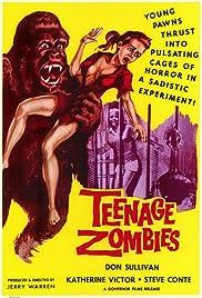 Teenage Zombies(1959) Poster - Movie Forum, Cast, Reviews