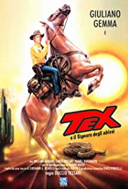 Tex and the Lord of the Deep Poster