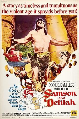 Samson and Delilah (1949) (Hindi) Download on Vidmate