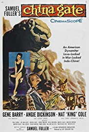 China Gate (1957) Poster - Movie Forum, Cast, Reviews