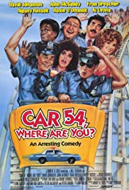 Car 54, Where Are You? Poster