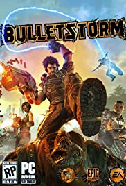Bulletstorm (2011) Poster - Movie Forum, Cast, Reviews
