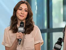 BUILD: Troian Bellisario on Her Own Journey With Mental Health
