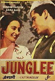 Junglee(1961) Poster - Movie Forum, Cast, Reviews