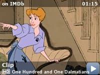 101 Dalmatians Nanny