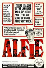 Alfie (1966) Poster - Movie Forum, Cast, Reviews