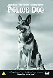 Police Dog Poster