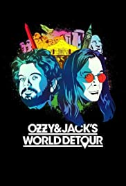 Ozzy & Jack's World Detour Poster - TV Show Forum, Cast, Reviews
