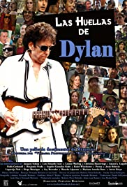 Las huellas de Dylan Poster