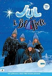 Jul i Blåfjell Poster