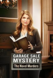 Garage Sale Mystery: The Novel Murders (2016) Poster - Movie Forum, Cast, Reviews